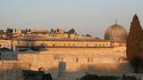 al-aqsa mosque on the temple mount, jerusalem. poster