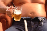 beer belly poster