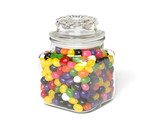 candies in jar poster