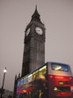 big ben & red bus
