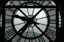 Najświętszego Serca Pana Jezusa i zegar