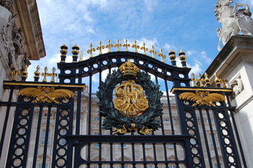 buckingham palace gate #3