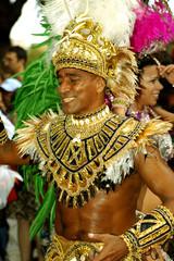 danseur de carnaval