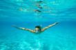 underwater bikini
