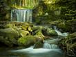 waterfall stream