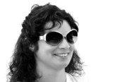 funny sunglasses poster