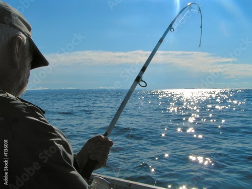 Plexiglas Vissen deep sea fishing 3