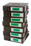 backup tapes poster