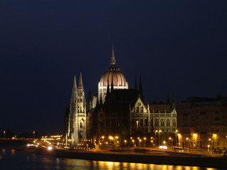 budapest - orszaghaz - parliament building