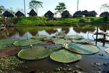 Fototapety paysage de la ville d iquitos