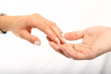 fingerspitzengefühle