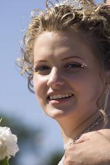 bride portrait ii