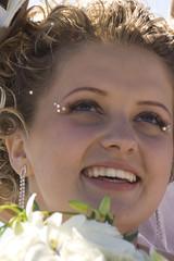 bride portrait iii