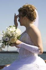bride portrait v