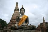 sukothai buddha poster
