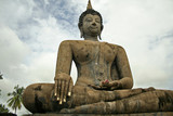 cloud buddha poster