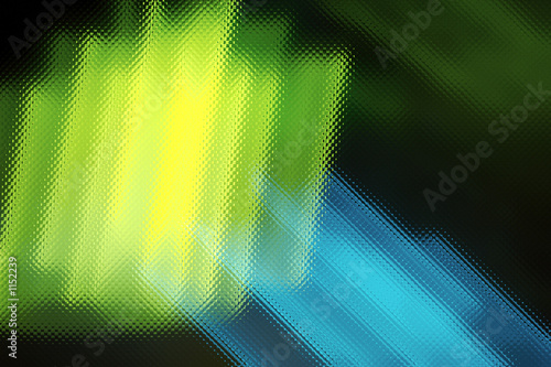 neon abstraction