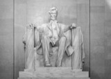 lincoln memorial (full frontal view)