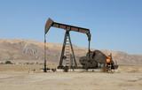 oil pump poster
