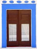 rustic window poster