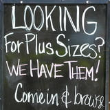 Store Sign poster