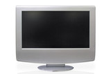 lcd high definition flat screen tv poster
