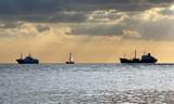 port panorama poster
