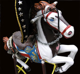 toy horse poster