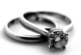 platinum rings poster