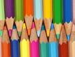 crayons de coleur