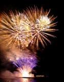 festival of fireworks poster