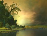 Fototapety beautiful landscape