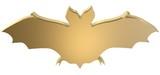 bat symbol poster