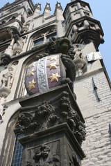 lion on gouda cityhall