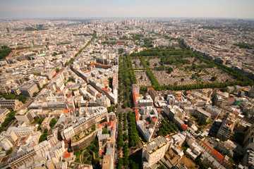 paris view from montparnasse
