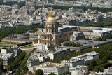 les invalides and parc poster