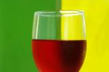 bright wine poster