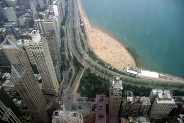 chicago - oak street beach