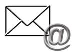email - courrier électronique poster