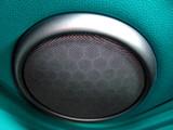 car speaker poster