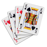 poker of kings poster