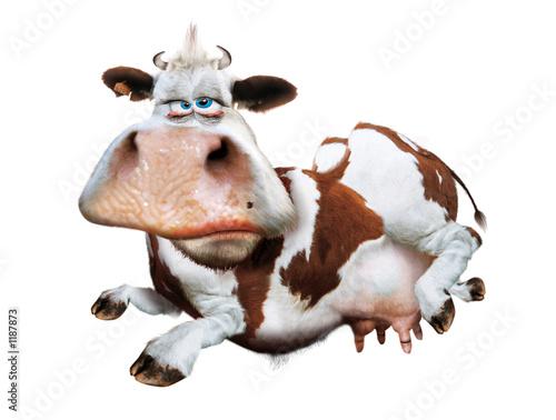 vache détourée