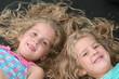 identical twin children