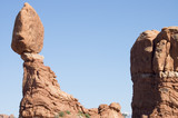 touring in arches national park 11 poster
