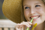 summer drinks poster