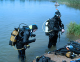 divers come back on coast