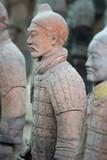 armée enterrée à xian