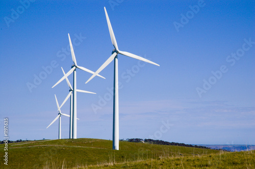 starfish hill wind turbines - 1197635
