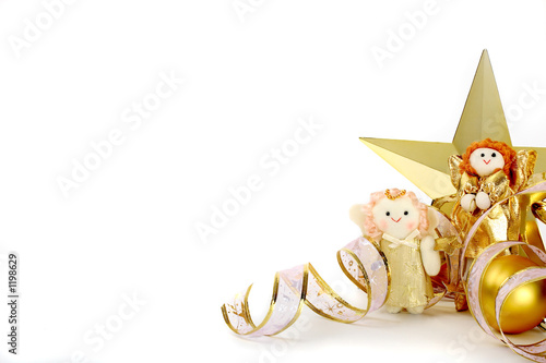 tender christmas decoration