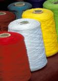 cotton yarn poster